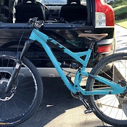 2014 Yeti SB 95 modified Jenson USA build