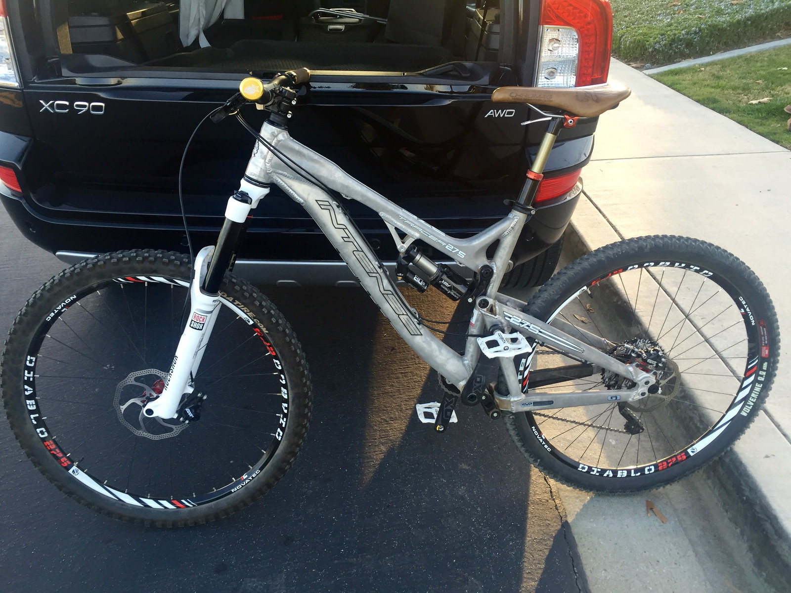 2014 Intense Tracer 275
