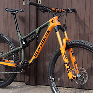 2018 Rocky Mountain Instinct Carbon 50