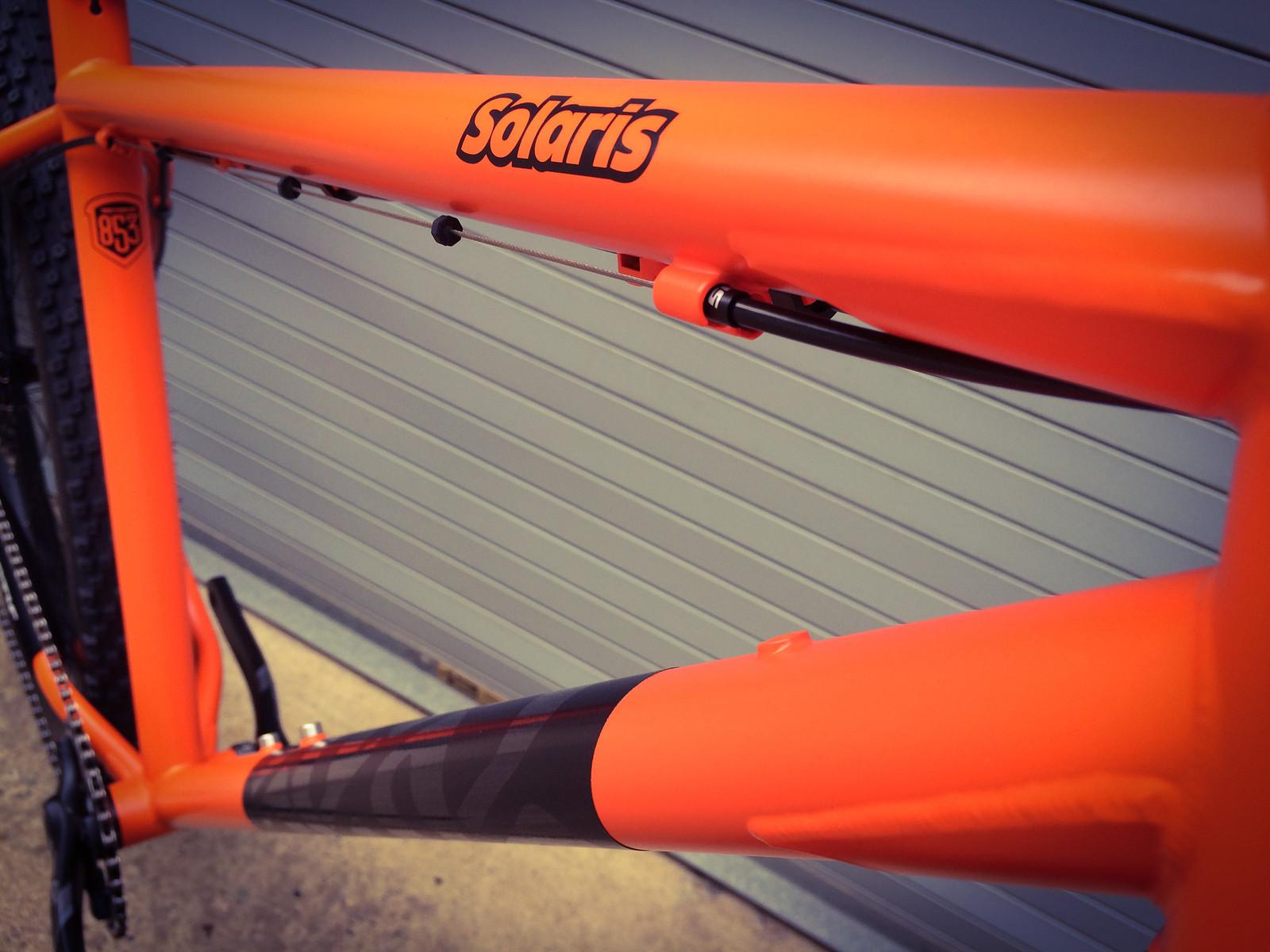 Cotic Solaris - TRAILFLO bikes - Mountain Biking Pictures - Vital MTB
