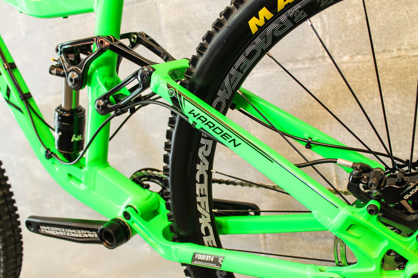 Knolly Warden - TRAILFLO bikes - Mountain Biking Pictures - Vital MTB