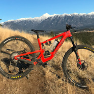 Santa Cruz Hightower C - XT