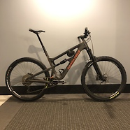 2019 Santa Cruz Hightower Gigantic Edition (XXL)