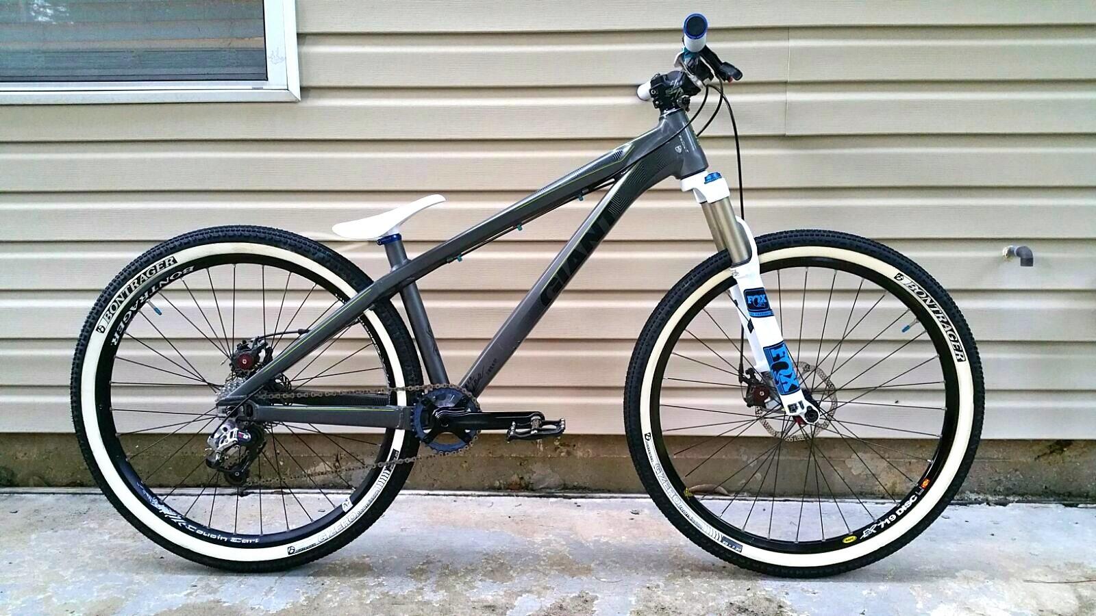2014 Giant STP Custom