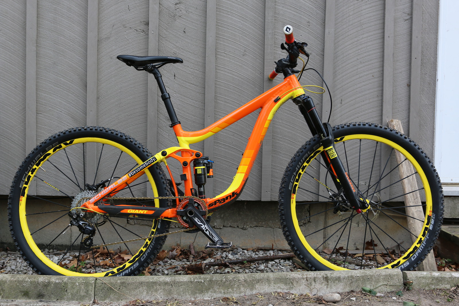 2015 Giant Reign 27.5 1