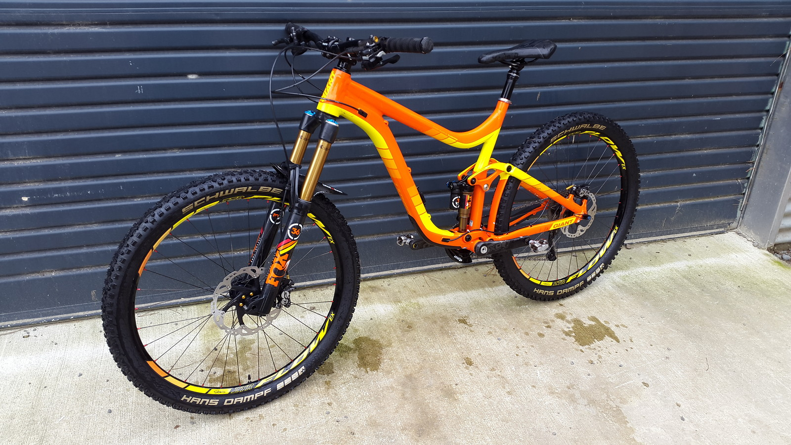 GIANT REIGN 650B