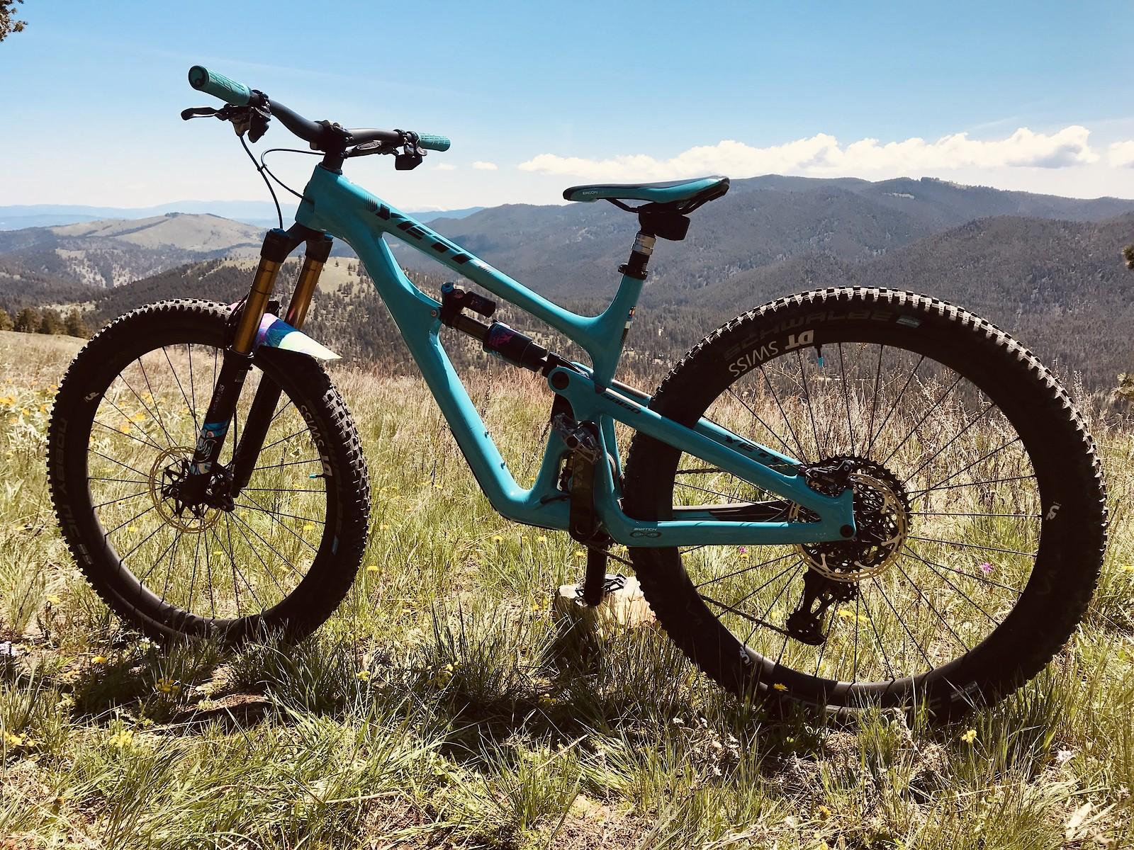 RAD Bikes Bozeman, 2019 Yeti SB150 Turq AXS
