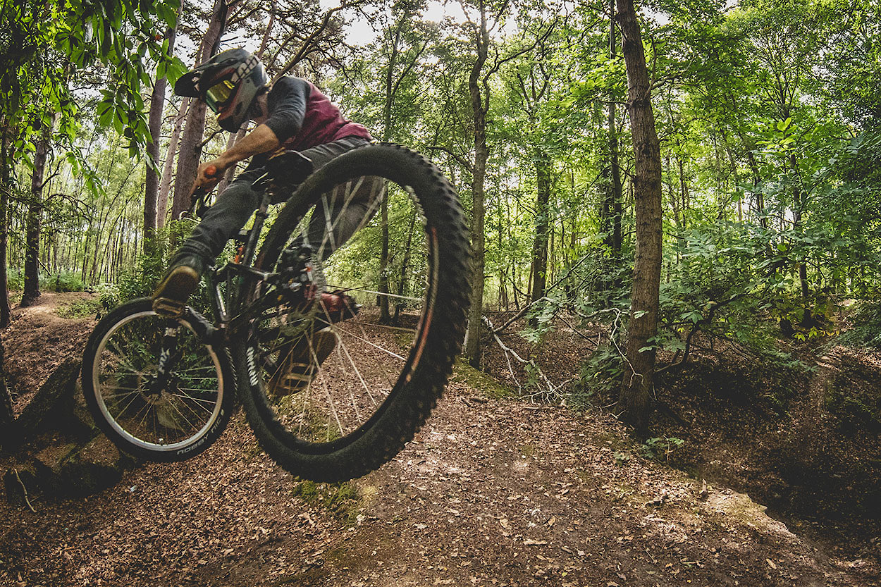 How close can you go? - cagreenwood - Mountain Biking Pictures - Vital MTB