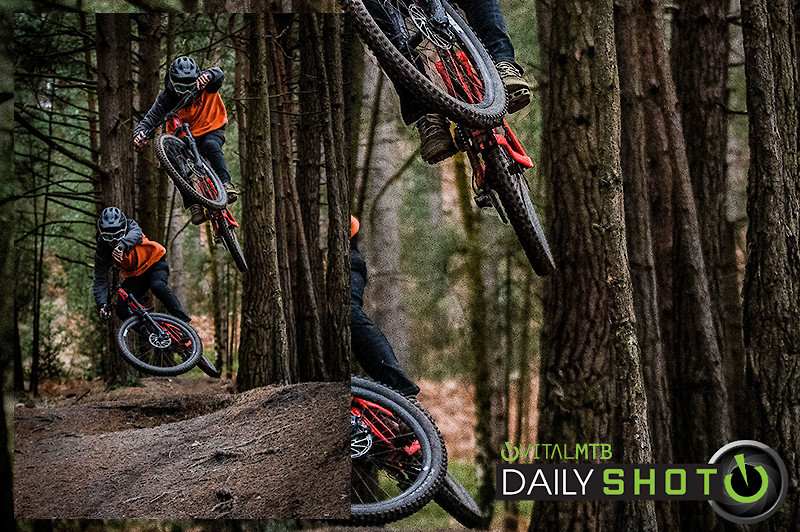 Higher or Lower - cagreenwood - Mountain Biking Pictures - Vital MTB