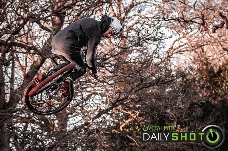 Sunset Spin - cagreenwood - Mountain Biking Pictures - Vital MTB