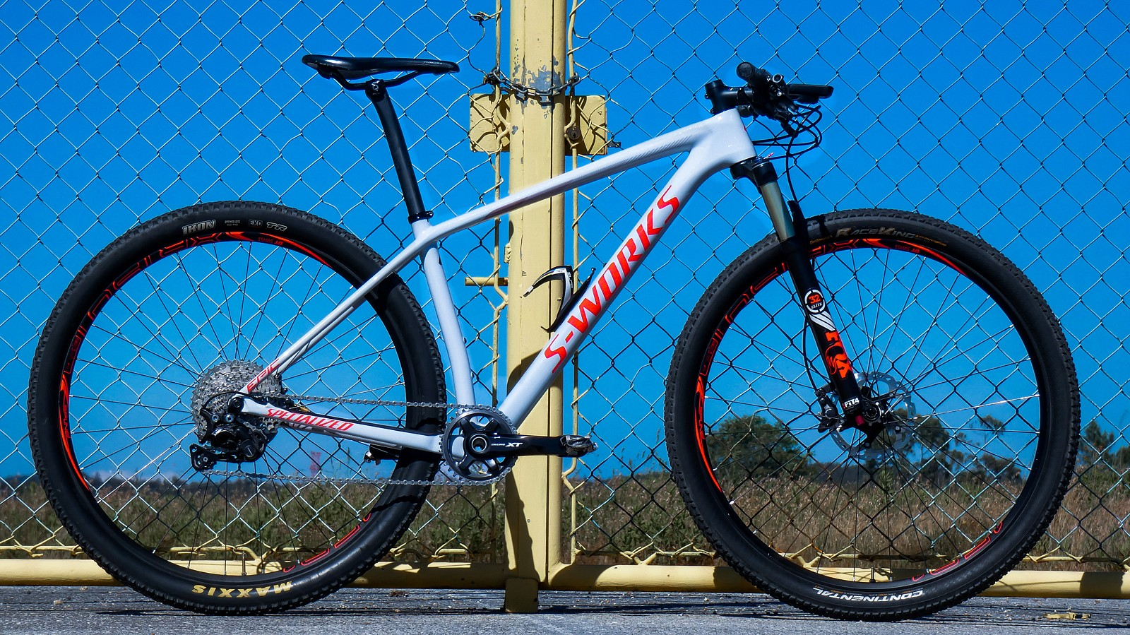 Front View - andre.f.a.silva - Mountain Biking Pictures - Vital MTB