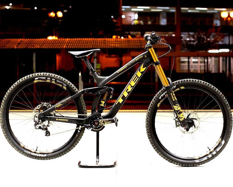 941bf4ad4392 Trek Factory   ethirteen Rider Brian Cook s Team Issue Custom Carbon ...