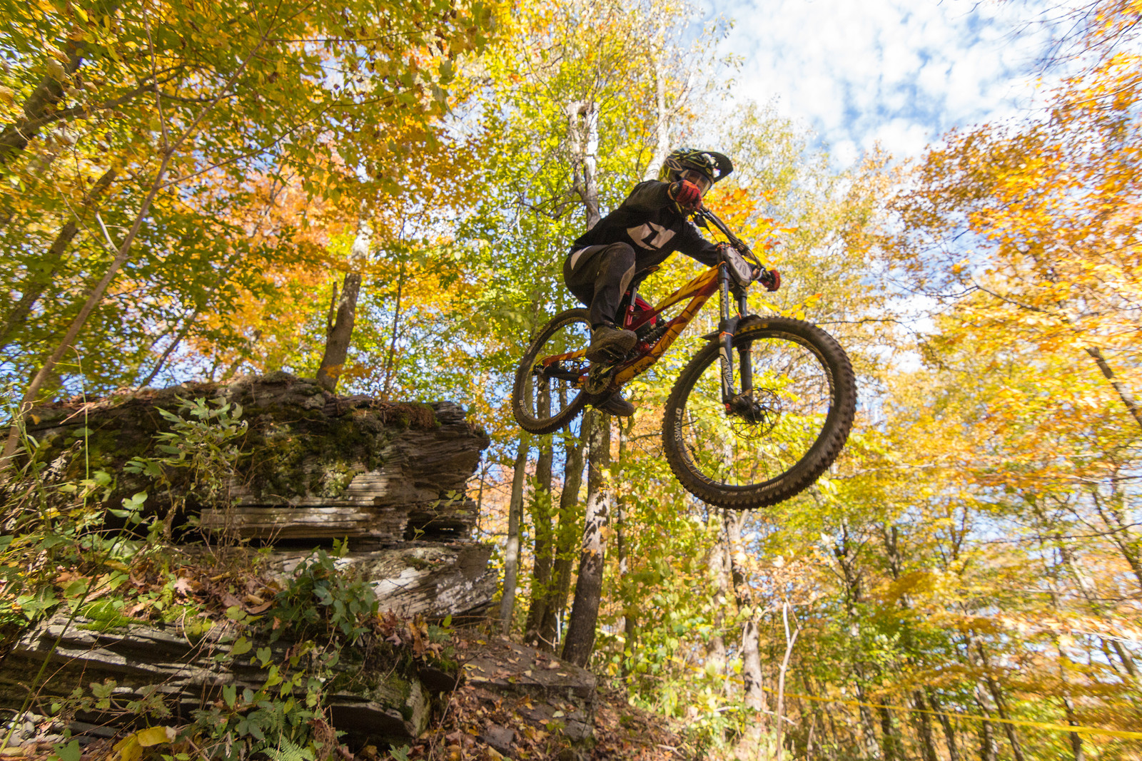 Eric McNeil ESC Finals - torophoto - Mountain Biking Pictures - Vital MTB
