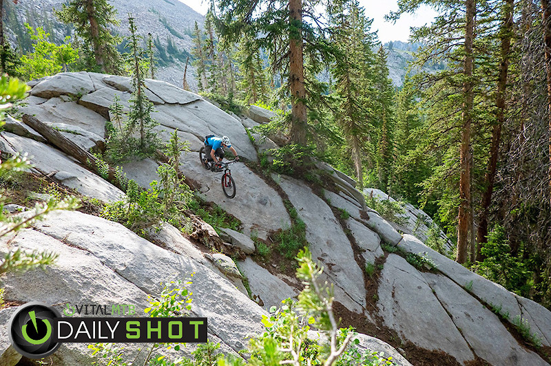 Utah Slabs - lcbogey - Mountain Biking Pictures - Vital MTB