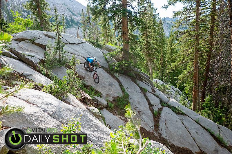 Utah Slabs - lcbogey - Mountain Biking Pictures - Vital MTB