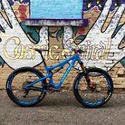Jimbabwe's Custom Santa Cruz 5010 UPGRADED