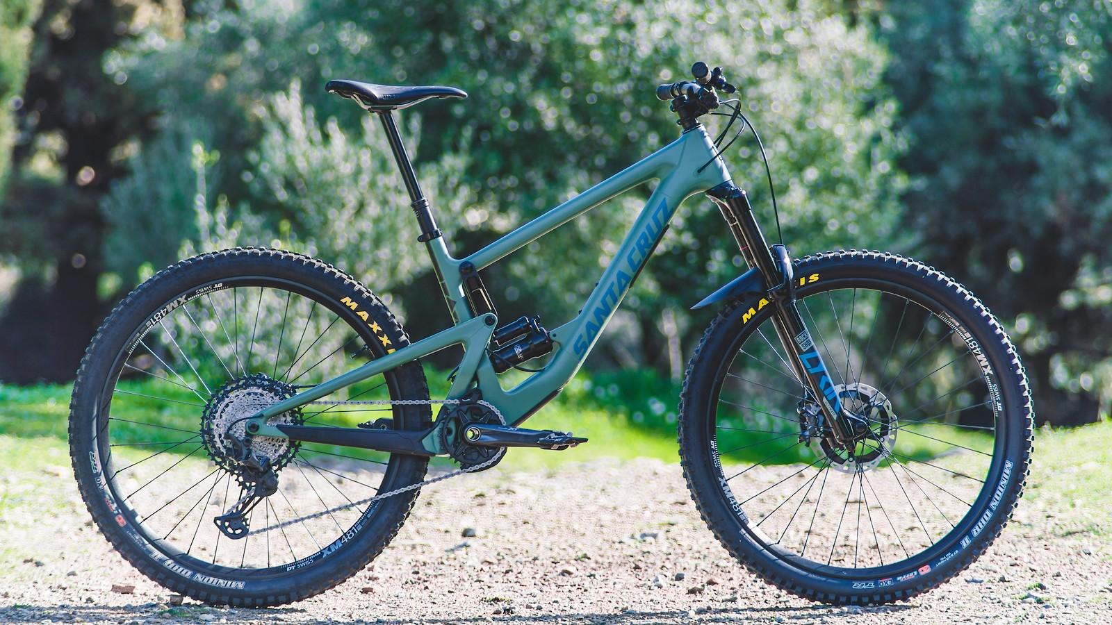2020 Santa Cruz Bronson CC