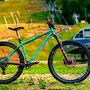 At Bike Park La Bresse