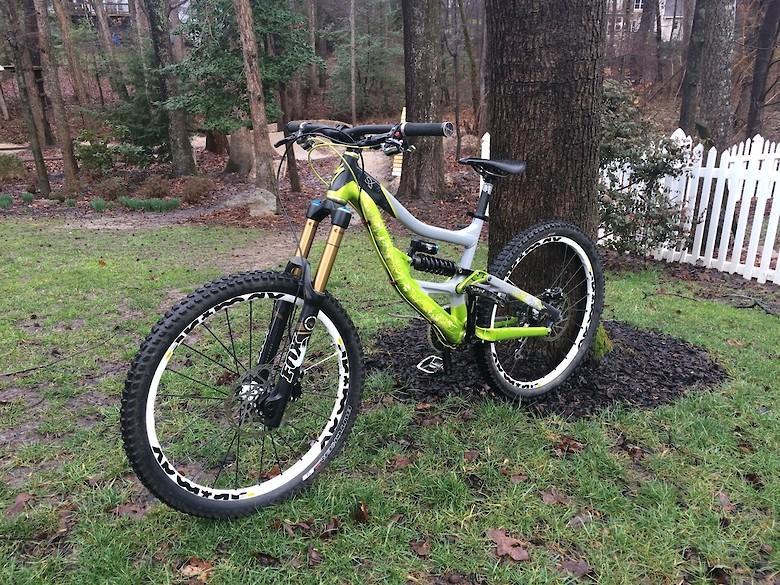 2011 Specialized SX Trail 2