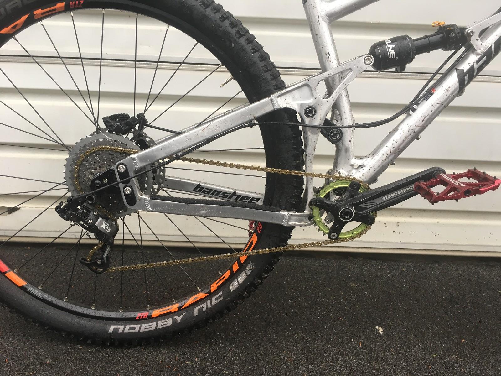 Banshee Phantom Altronulis S Bike Check Vital Mtb