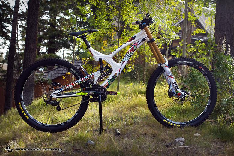 outdoorrockstar's Intense Cycles