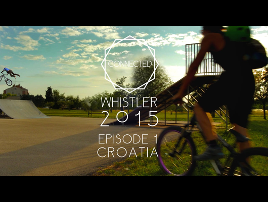 Connected Project - Whistler 2015 - Episode 1.