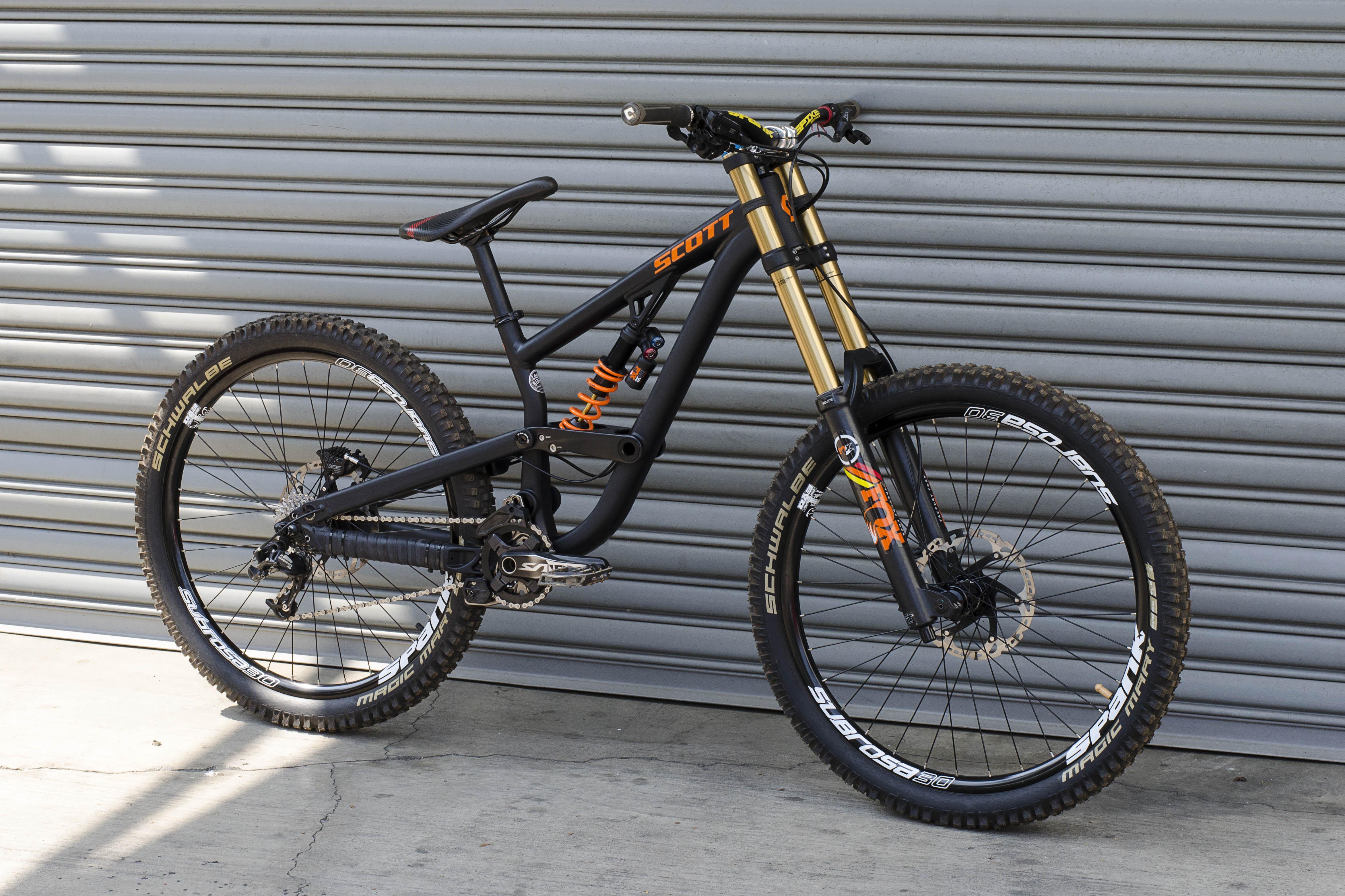 2015 scott voltage fr730 custom paint bikerlink chaselee 39 s bike check vital mtb. Black Bedroom Furniture Sets. Home Design Ideas