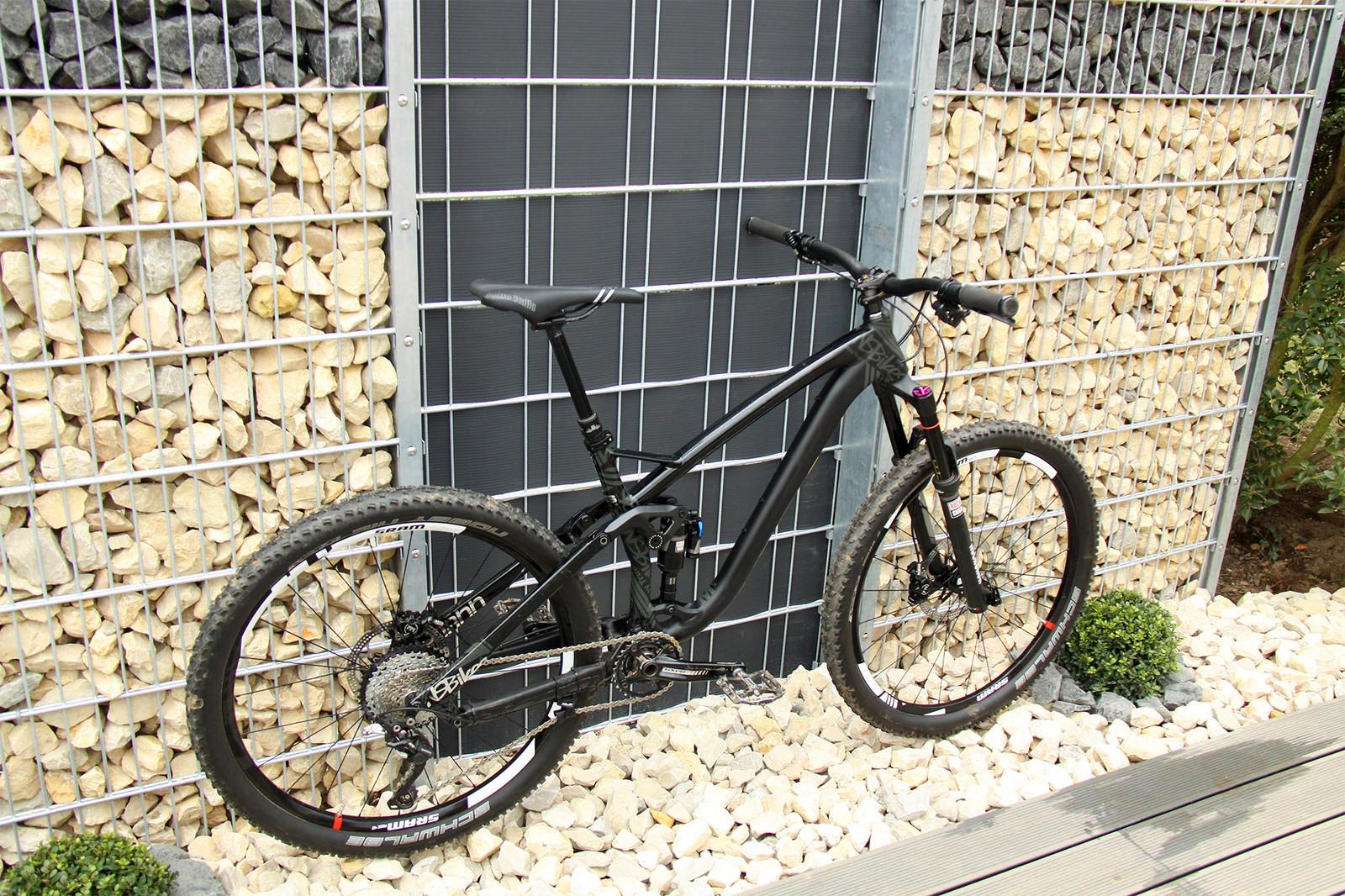 NS Snabb T Grade5 Custom - Grade5 - Mountain Biking Pictures - Vital MTB