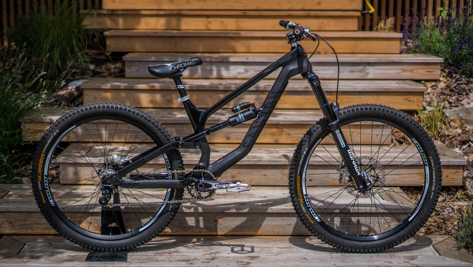 Canyon Torque 2018 - BikePark Edition