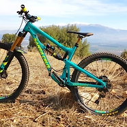 Santa Cruz Nomad cc 2016 FOX
