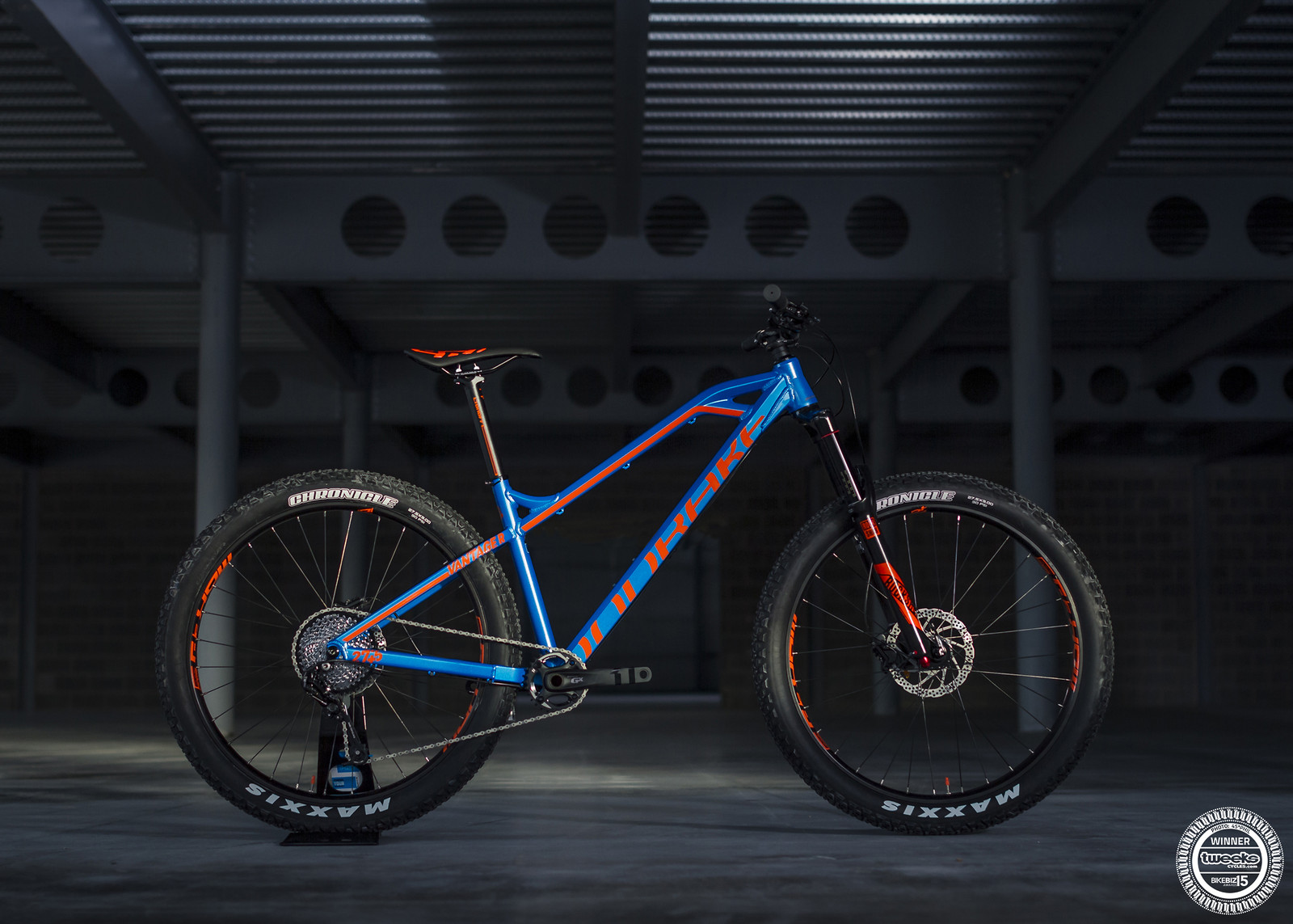 Tweeks Cycles Mondraker Vantage R Plus