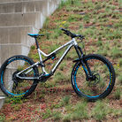 Commencal MetaV4.2 custom build by bikefeeling.at and myself