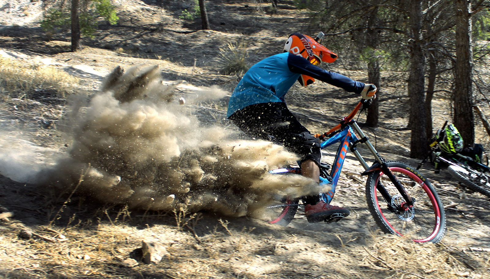 Braaaap!! - wardog - Mountain Biking Pictures - Vital MTB