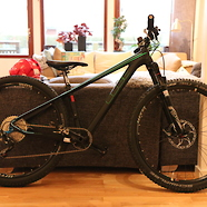 [Sold] Kids bike build with Cube Access WLS GTC Pro Carbon 13,5""