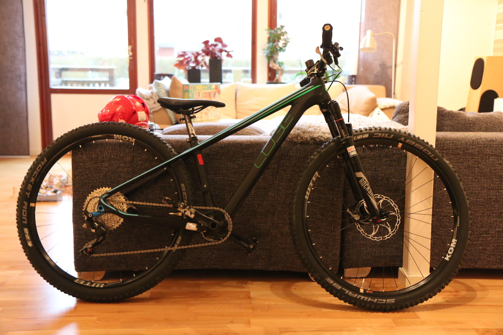 """[Sold] Kids bike build with Cube Access WLS GTC Pro Carbon 13,5"""""""