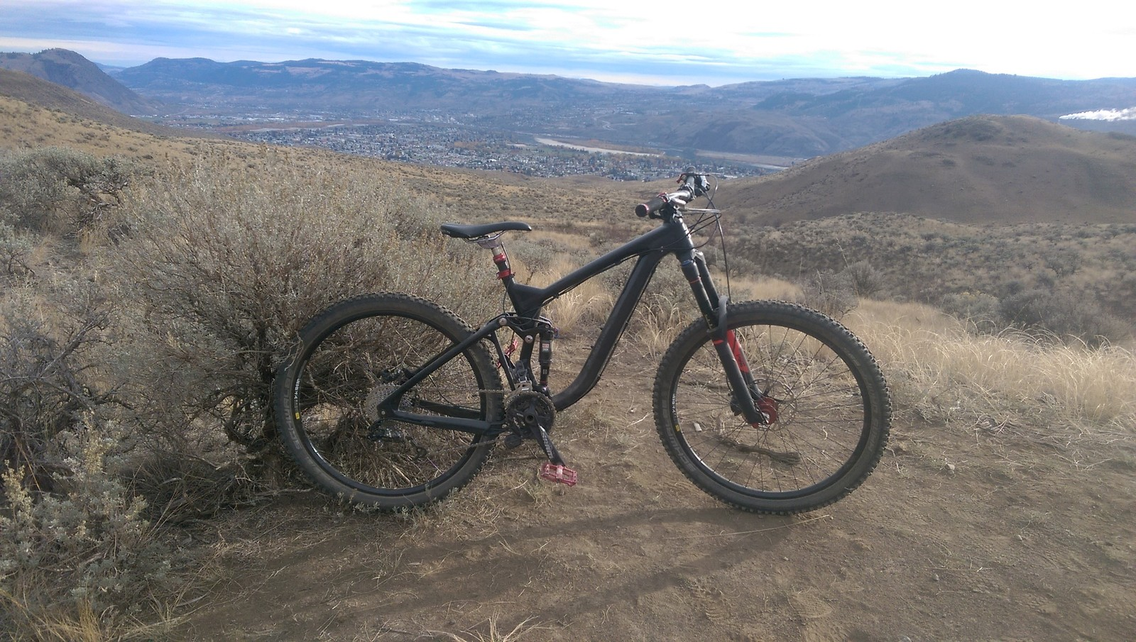 Marin attack trail Xt8