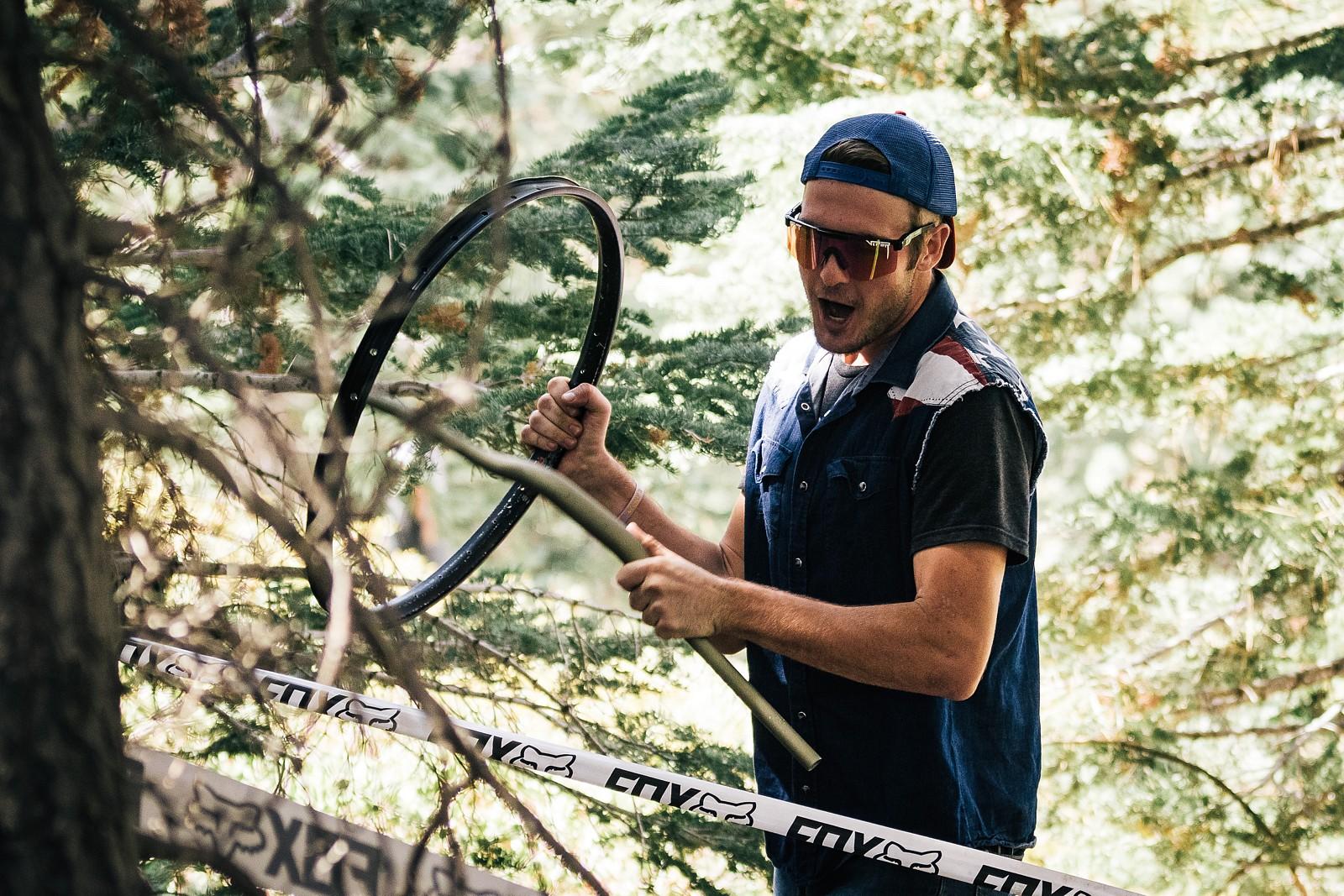 2019USOpenMTB DH yellow-3 - ALeedomPhotography - Mountain Biking Pictures - Vital MTB