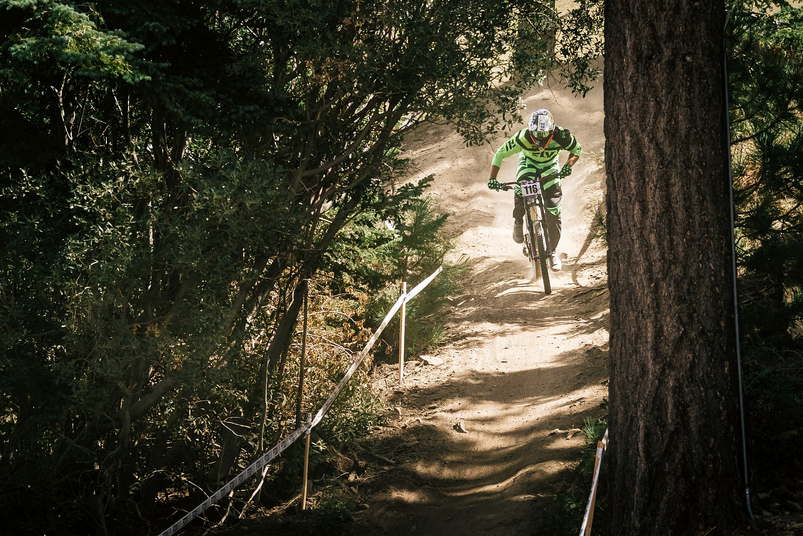 2019USOpenMTB DH yellow-1 - ALeedomPhotography - Mountain Biking Pictures - Vital MTB