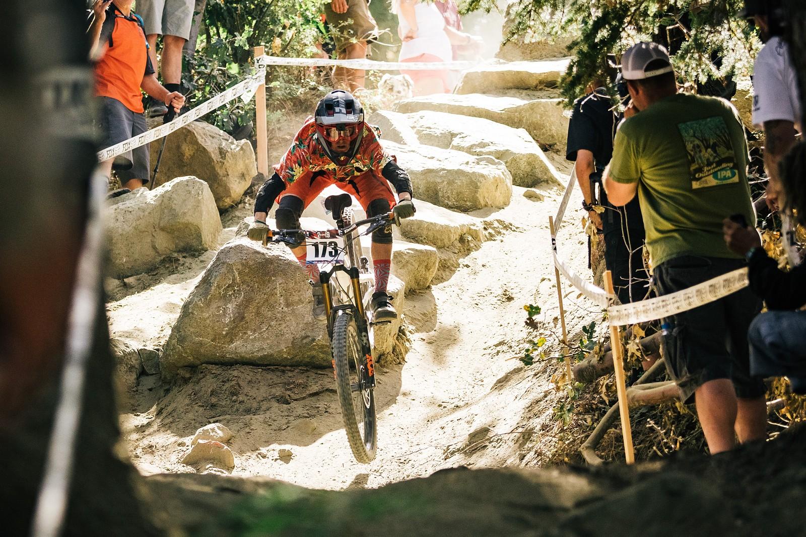 2019USOpenMTB DH yellow-13 - ALeedomPhotography - Mountain Biking Pictures - Vital MTB