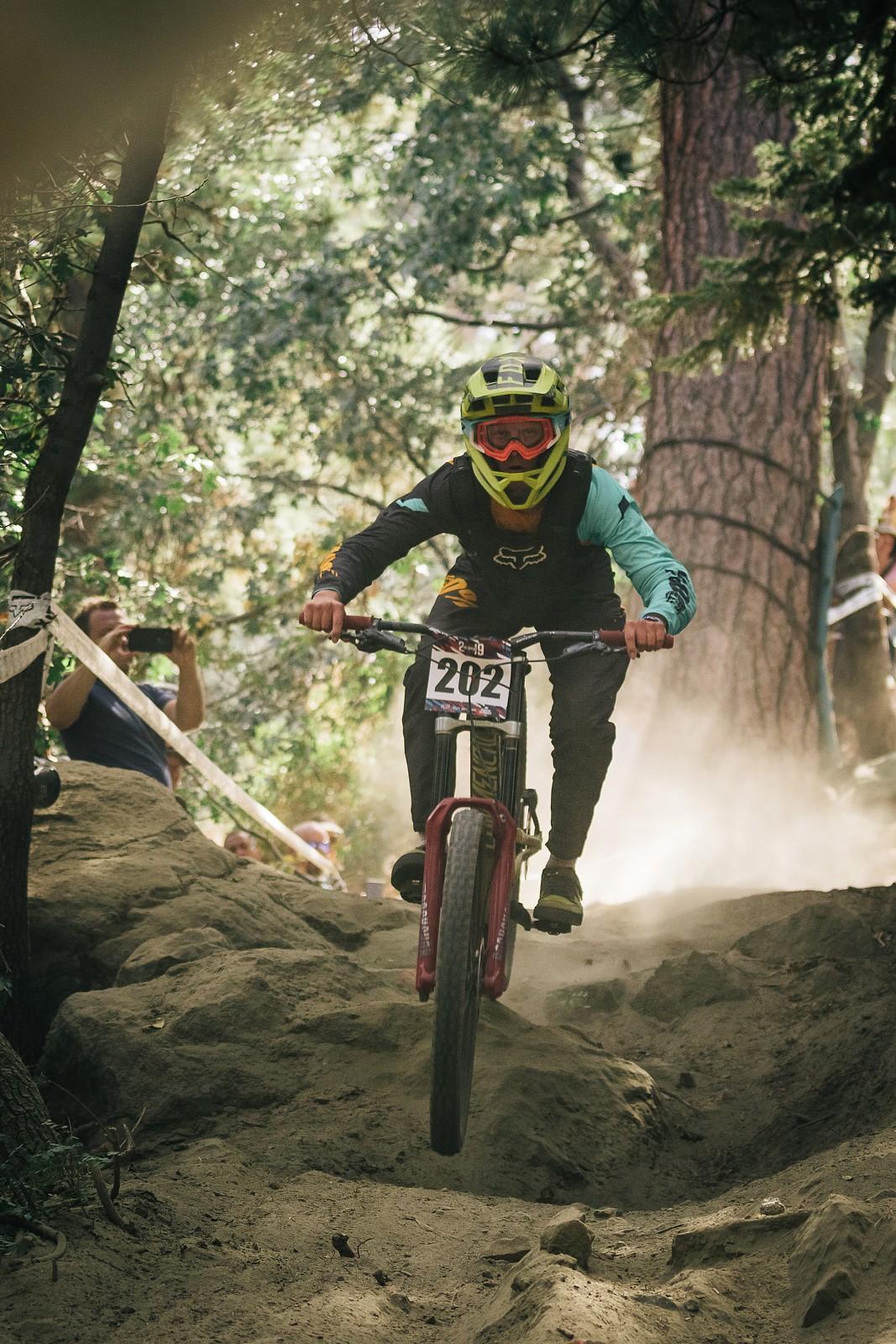 2019USOpenMTB DH yellow-24 - ALeedomPhotography - Mountain Biking Pictures - Vital MTB