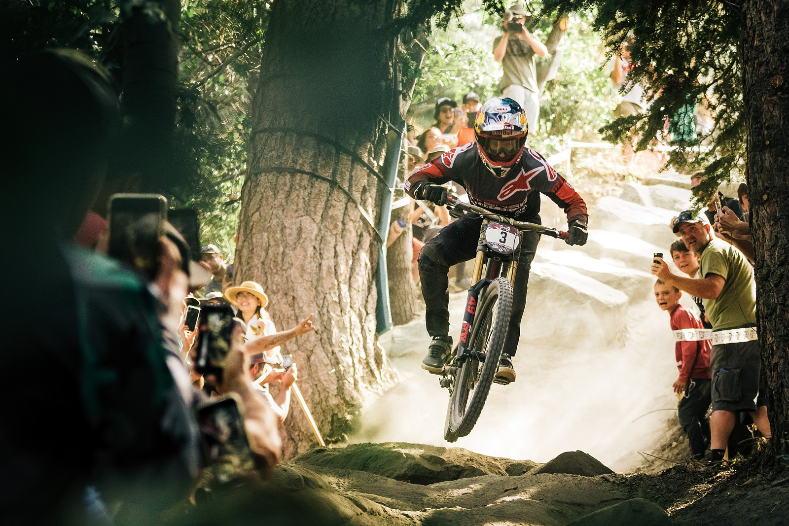 2019USOpenMTB DH yellow-30 - ALeedomPhotography - Mountain Biking Pictures - Vital MTB