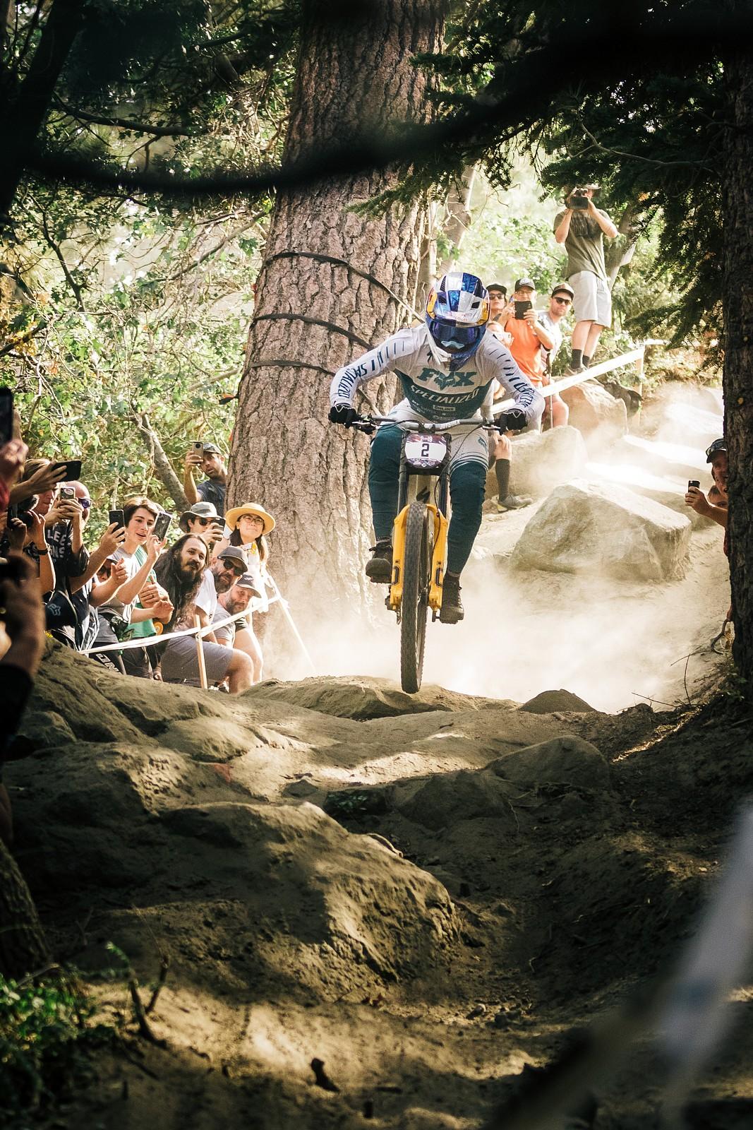 2019USOpenMTB DH yellow-33 - ALeedomPhotography - Mountain Biking Pictures - Vital MTB