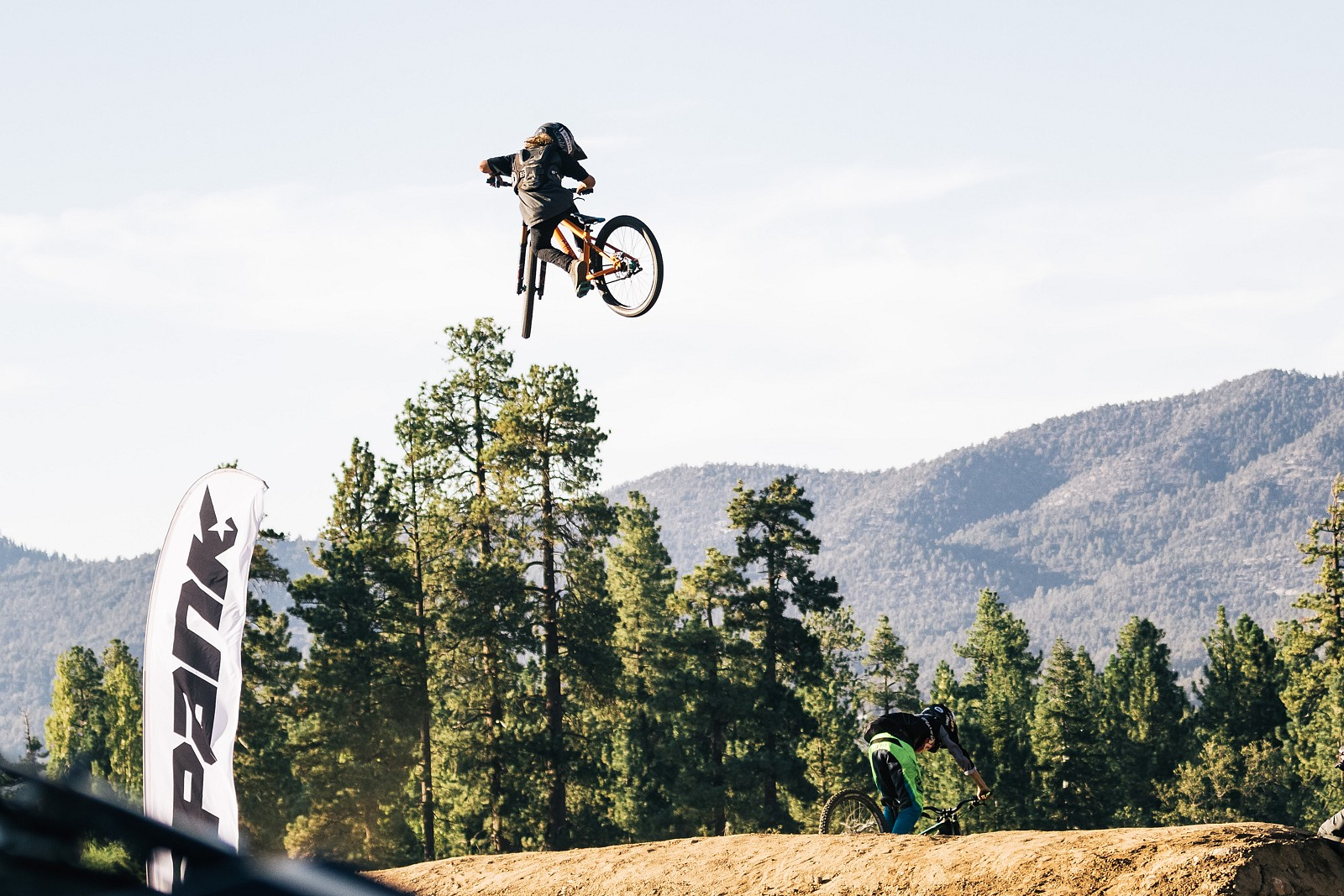 2019USOpenMTBWhip yellow-7 - ALeedomPhotography - Mountain Biking Pictures - Vital MTB
