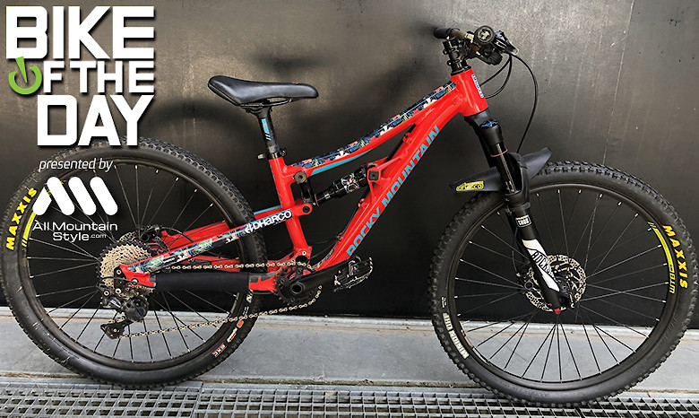 Rocky Mountain Reaper Dharco
