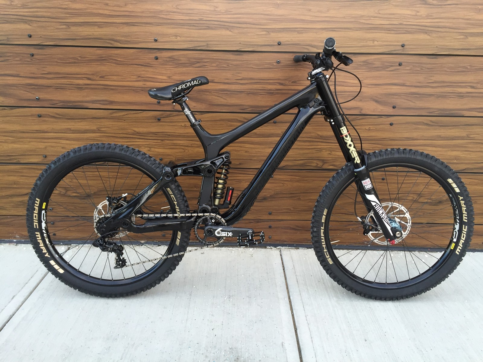 2016 Rocky Mountain Maiden Unlimited