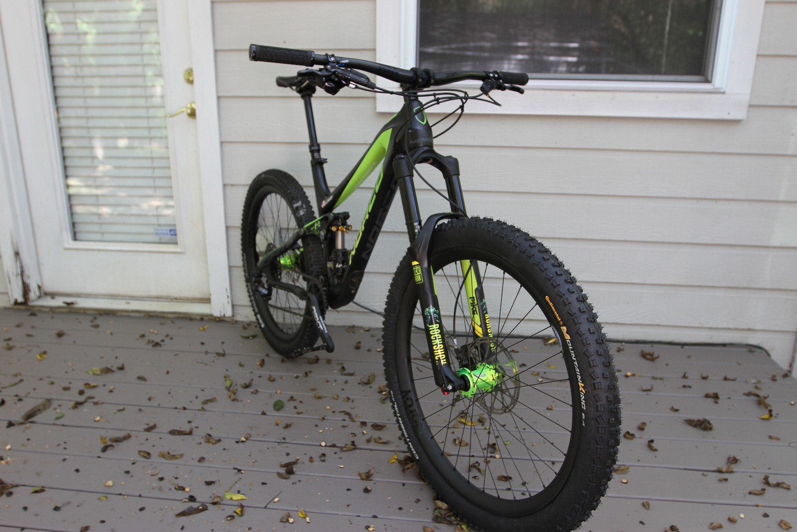 Norco Sight Carbon - The Hulk