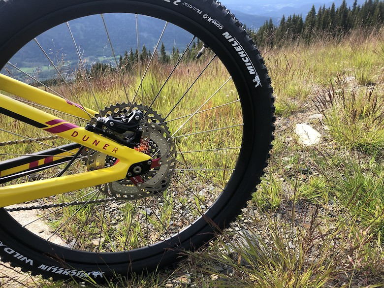 Franken bike