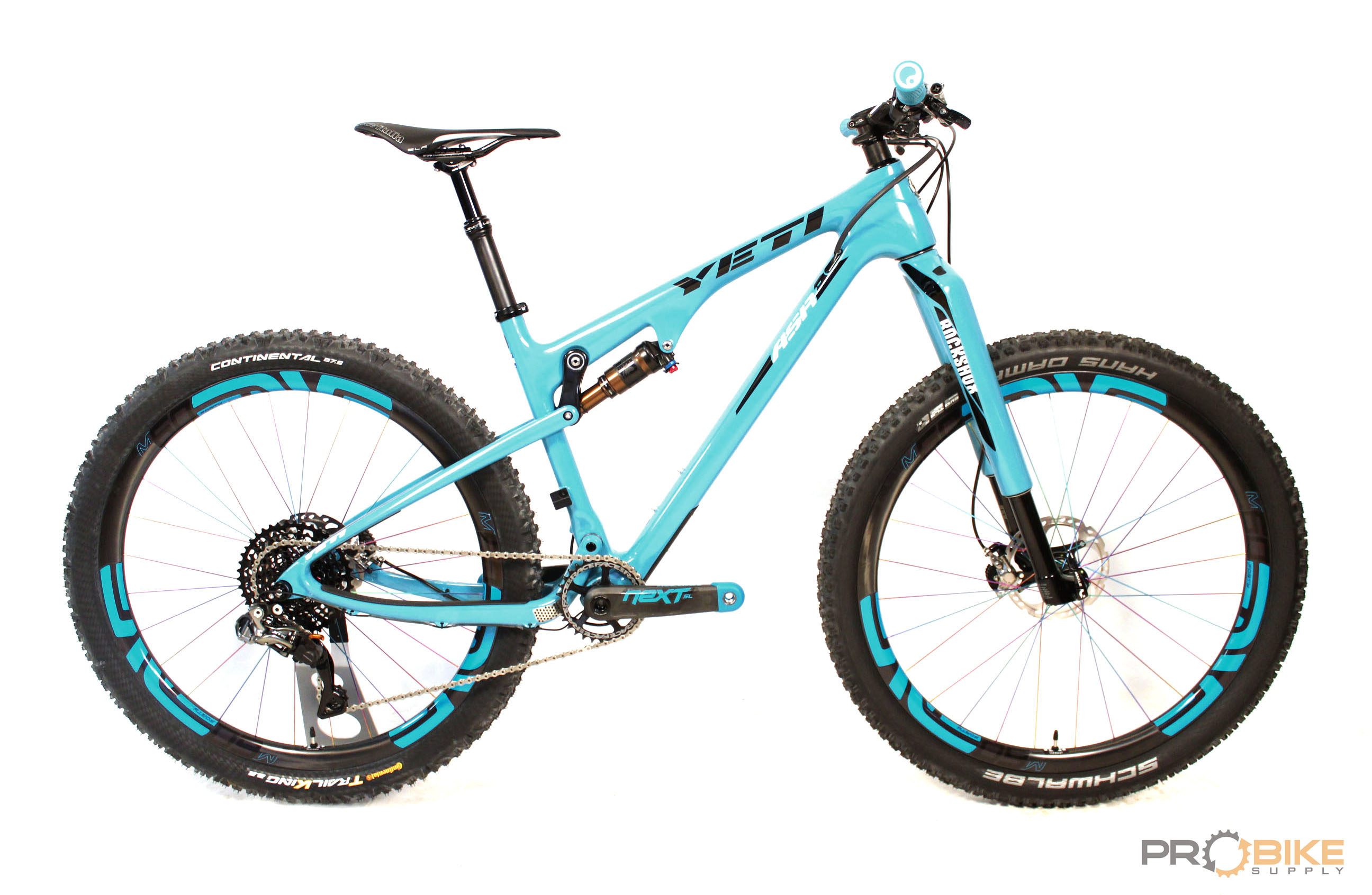 Yeti Asrc With Custom Painted Turquoise Rs 1