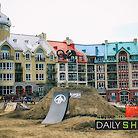 the rise dirt jump show