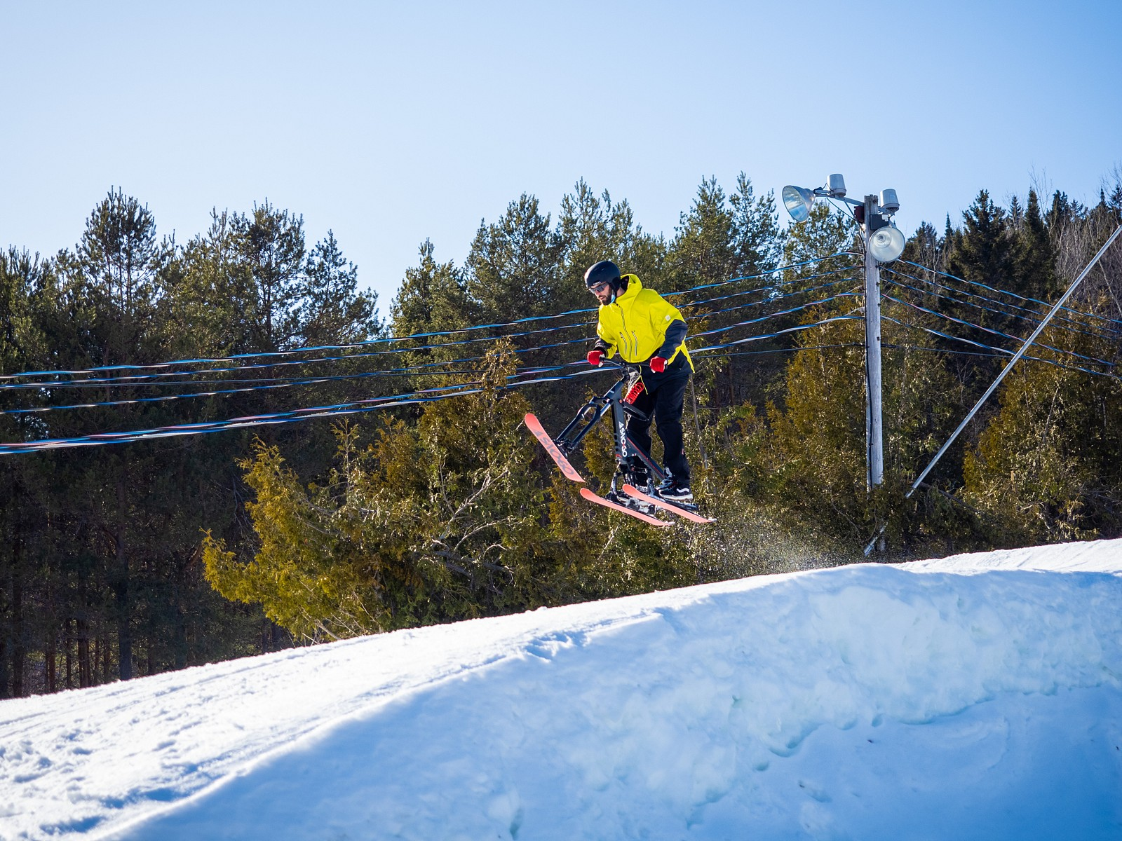 hit jump  - philippemarceau - Mountain Biking Pictures - Vital MTB